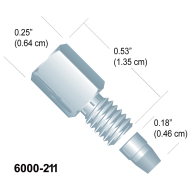 Rheodyne Fittings