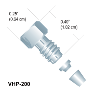Stainless Steel VHP Fittings