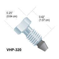 Reusable VHP Fittings
