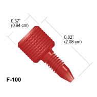 One-Piece Fingertight Fittings