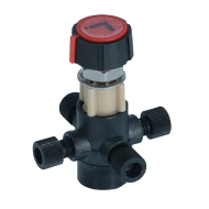 Medium pressure Switching Valves