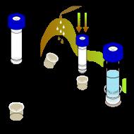 Filter Vial, PTFE