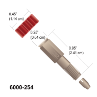 Two-Piece RheFlex® Fingertight Fittings