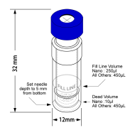 Filter Vial, PES