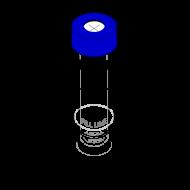 Filter Vial, PVDF